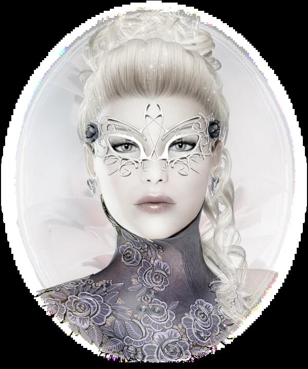 mes tubes femmes masquées et carnaval