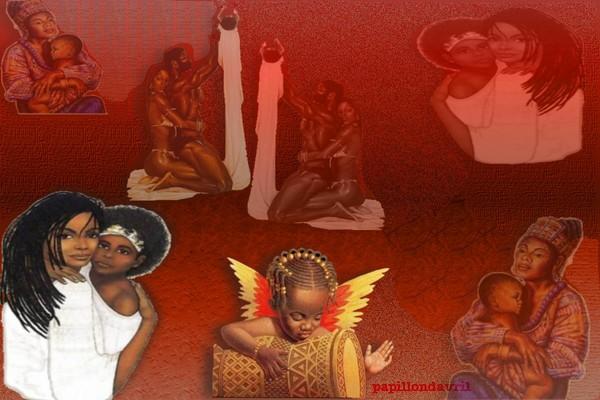 fond ecran afrique