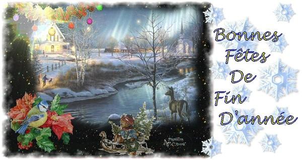 cartes de fin d'année