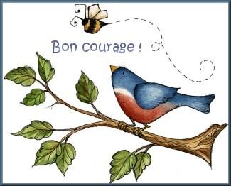 gifs bon courage