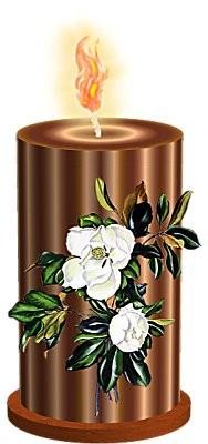 gifs  bougies