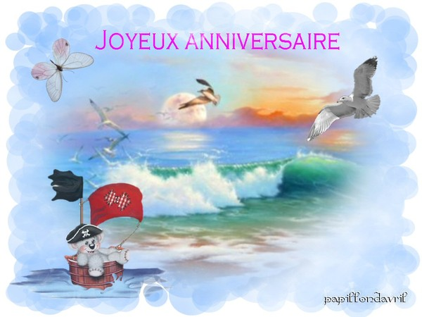 anniversaire