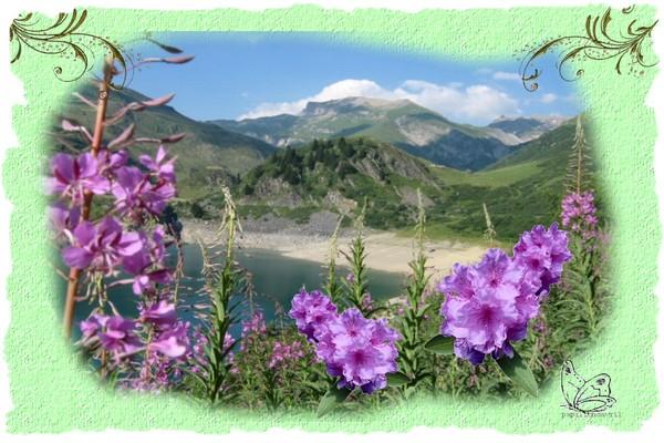 Fonds ecran montagne for Fond ecran montagne