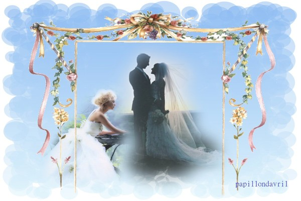 fond ecran univers mariage - photo #27
